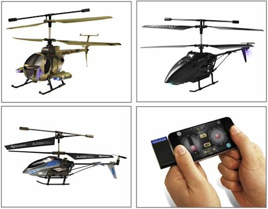 Swann's new RC camera-choppers make stalking easy and fun
