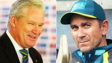Justin Langer's crushing revelation after death of Dean Jones