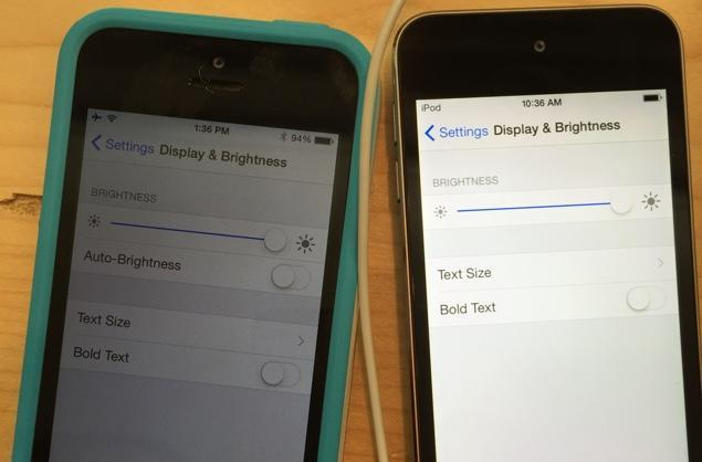 Is your iDevice screen unusually dim after installing iOS 8.1?