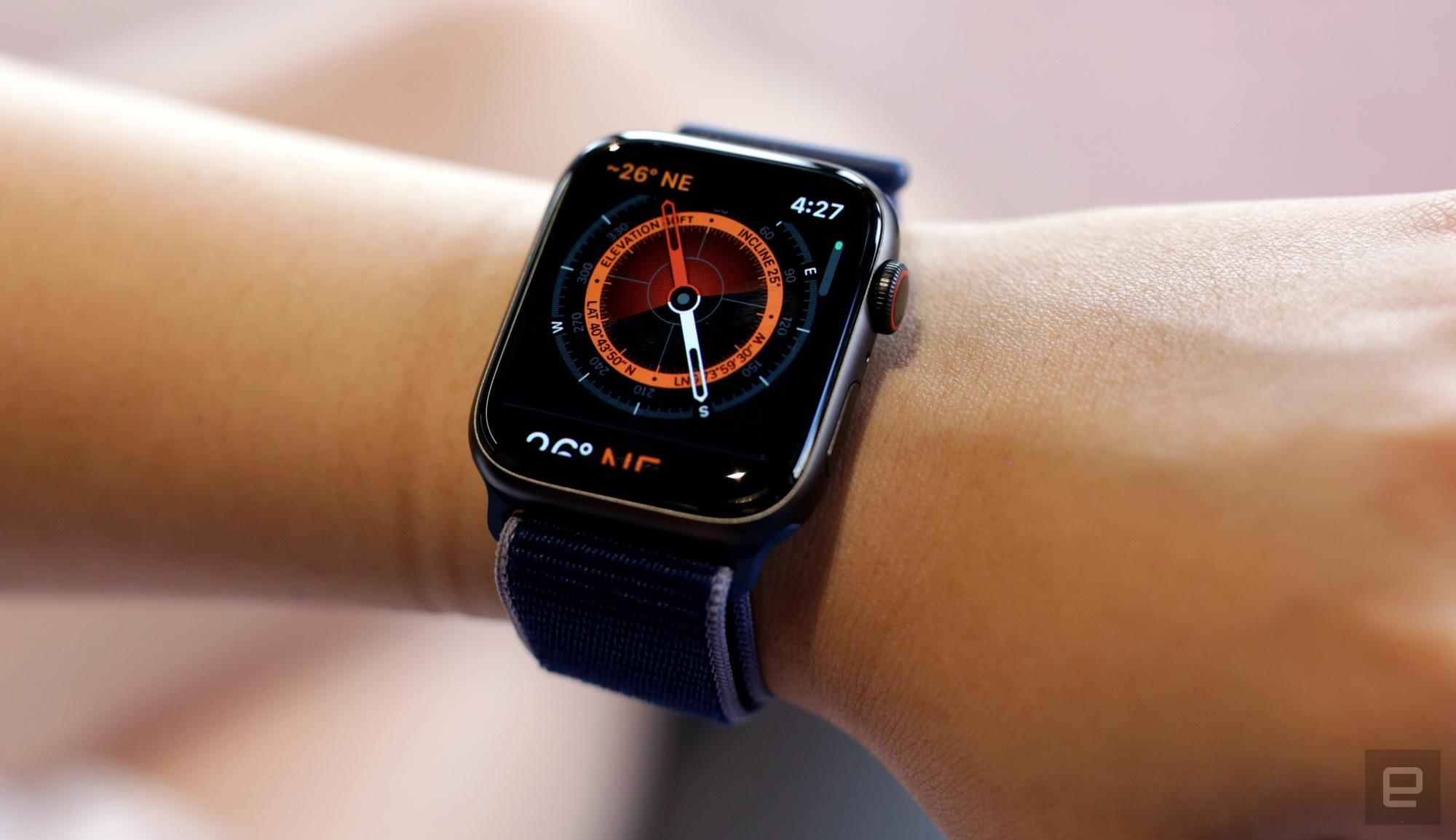 Apple fans weigh in with their Watch Series 5 reviews | Engadget