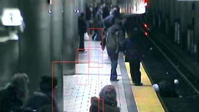 Passengers Rescue Man From Tracks As Train Pulls In