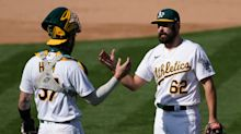 Oakland Athletics clinch first AL West title since 2013
