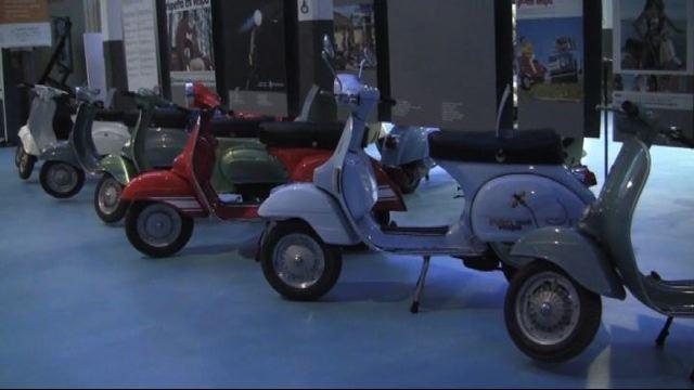 A Pontedera in mostra Gattinoni e Vespa, simboli made in Italy