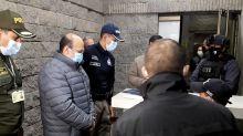 """El exparamilitar """"Jorge 40"""" regresa deportado a Colombia tras pagar su pena en EE.UU."""
