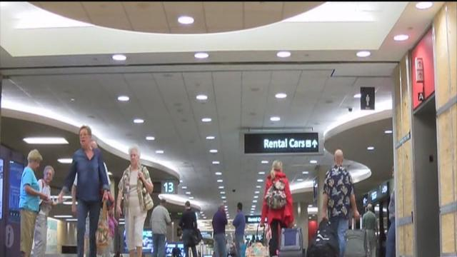 Tampa International Airport heads into busy season