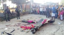 Helicóptero cai no México e mata 13 pessoas