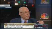 Paulson: Regaining trust in Congress