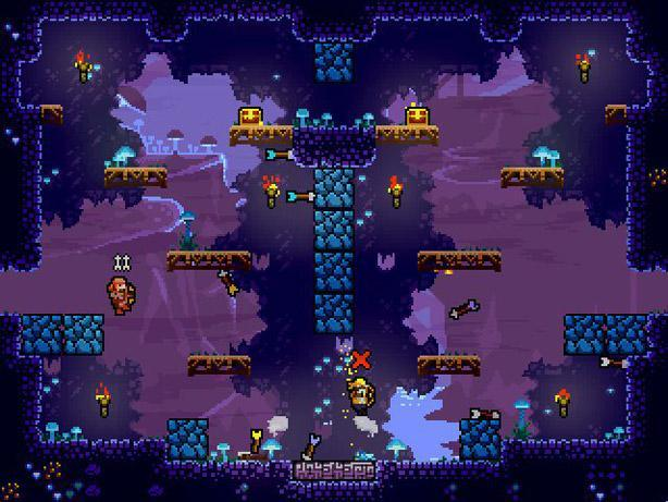 Humble Flash Sale discounts Towerfall: Ascension for the next 4 hours