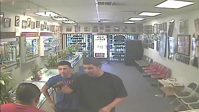 2 wanted in attempted armed robbery at Fresno jewelry store