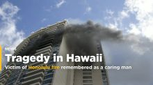 Honolulu fire: Victim remembered as talented and caring