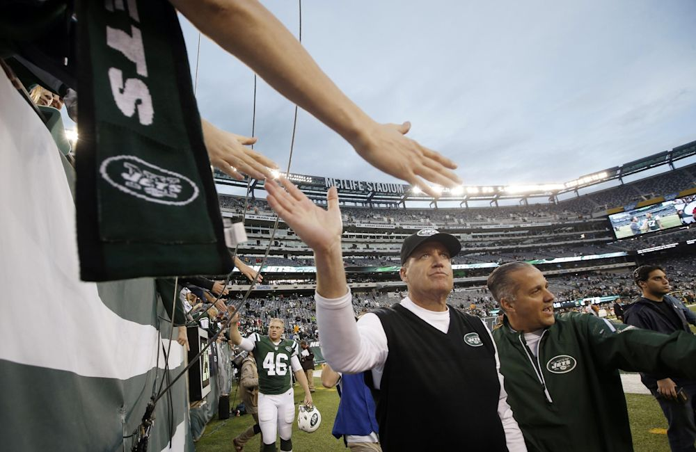 Rex loose, focused after Jets' final full practice