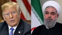 Iran says 'no plans' for Rouhani-Trump meet on UN sidelines