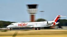 Grève des pilotes : La compagnie Hop! doit assurer presque tous ses vols régionaux ce lundi