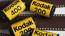 Kodak shares have more than tripled since company announced its new cryptocurrency 'KodakCoin'