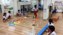 Over 45,000 pre-school kids take on obstacle challenges in Nurture Kids @ GetActive! Singapore