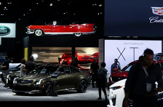 2020 New York Auto Show pushed back to August