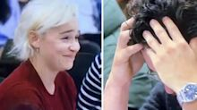 Game Of Thrones: Kit Harington And Emilia Clarke Had Epic Reactions To The Final Table Read