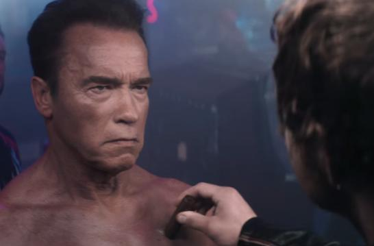 Play as the Terminator if you want to live in 'WWE 2K16'