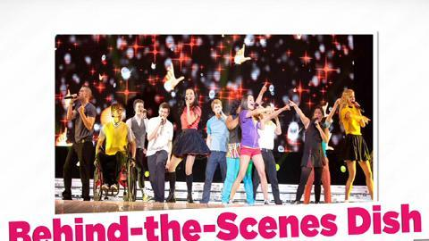 Behind-the-Scenes Secrets from the Glee Tour