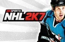 Play NHL 2K7, go the the Stanley Cup playoffs
