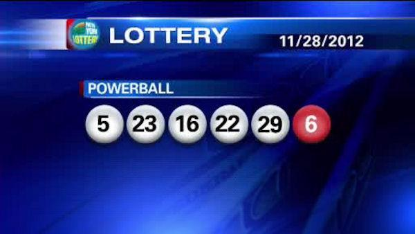 Largest Powerball Jackpot drawing ever!