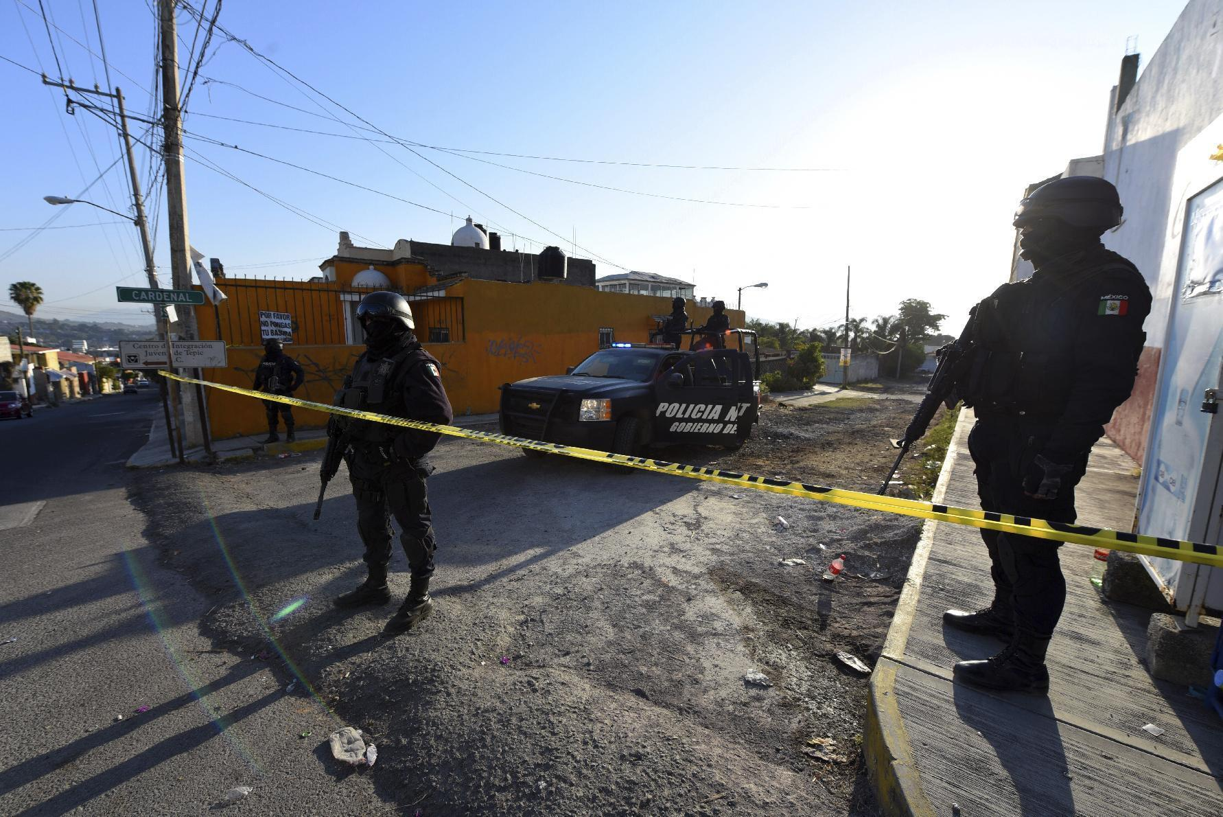 Mexico: Cartel capo killed in shootout with federal forces