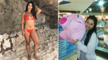 Exclusive photos: Geordie Shore star's double life