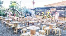 Newest food park inspires hope, draws adventurous foodies