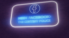 Inside Facebook: The Content Police (Transcript)
