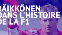 F1 - GP de l'Eifel - GP de l'Eifel: Kimi Räikkönen dans l'histoire de la Formule1