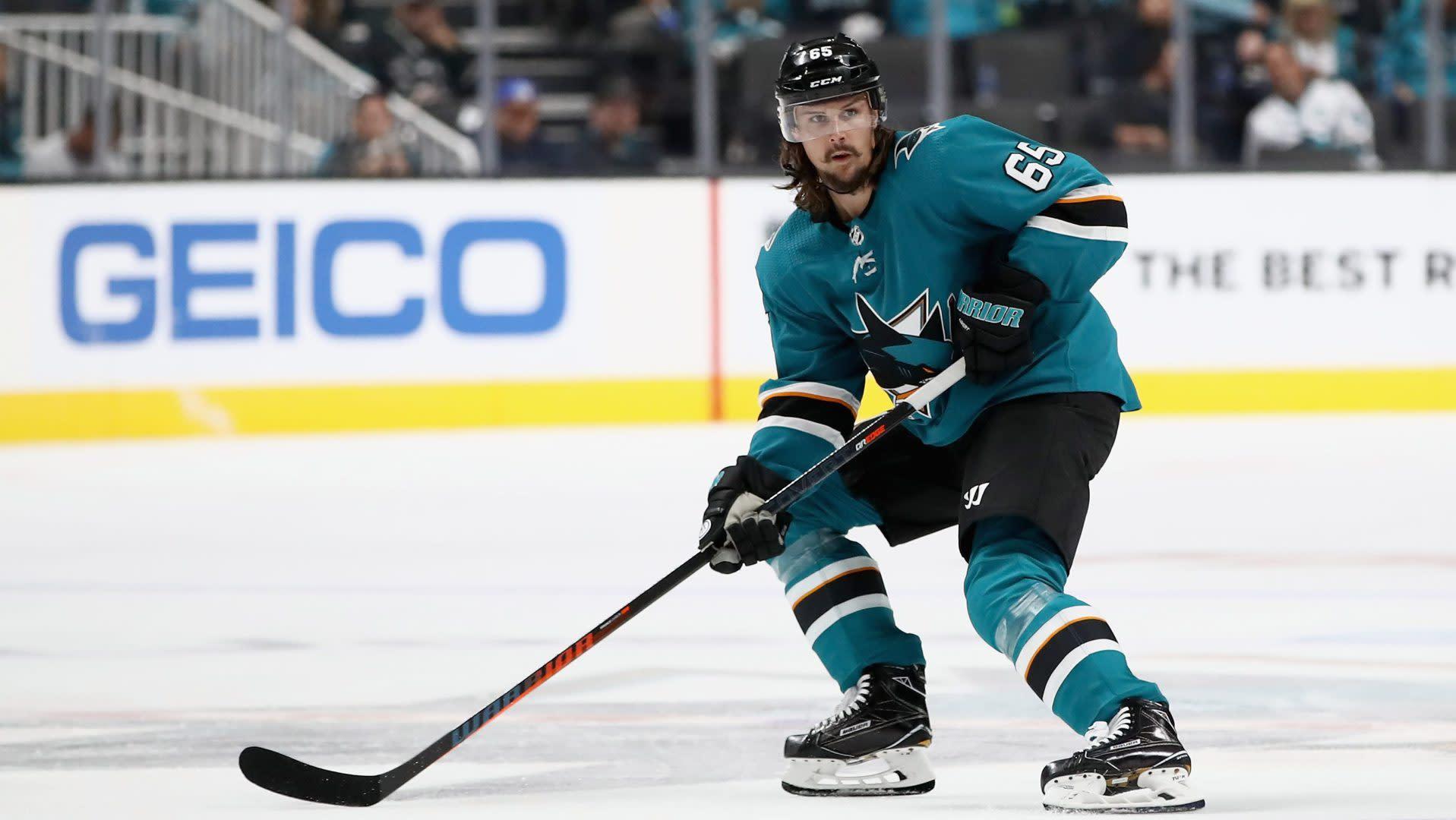How far can Sharks go with Erik Karlsson  8daae693d