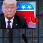 Seth Meyers Makes Wild Prediction About How Donald Trump May Be Arrested