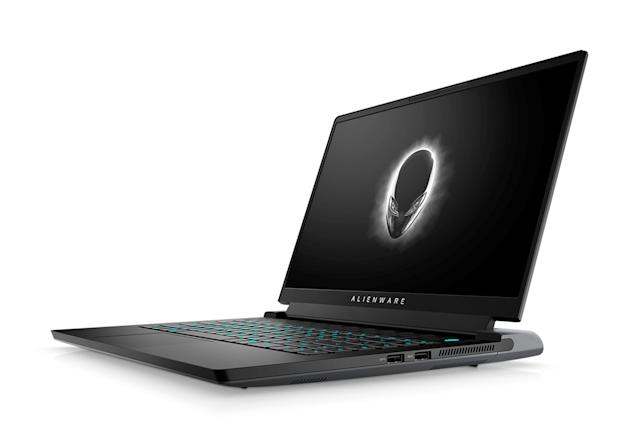 Alienware's M15 and Dell's G15 gaming laptops are getting AMD Ryzen CPUs