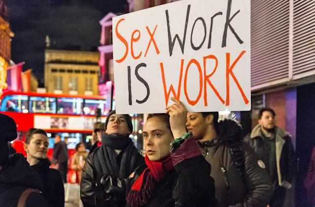 FOSTA-SESTA's real aim is to silence sex workers online