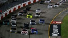 Richmond Truck race results, driver points report
