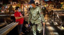 Philippines reports 4,351 new coronavirus cases, 159 more deaths