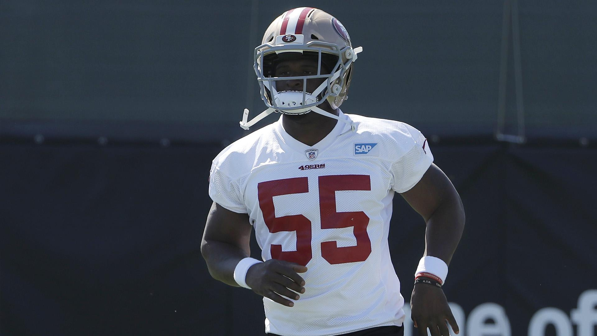 quality design f939a 8f0f6 49ers' Dee Ford, Jaquiski Tartt listed as day-to-day with ...