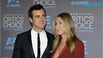 Justin Theroux Gushes About Being Married to Jen