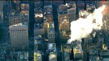 Steam-pipe Eruption Paralyzes Part of NYC During Rush Hour