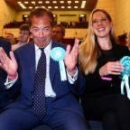 UK's Nigel Farage demands a seat at Brexit talks