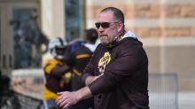 How Tim Polasek's personality is showing up in the operation of Wyoming's offense