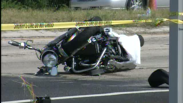 Deputy dragged, motorcyclist killed after DUI stop