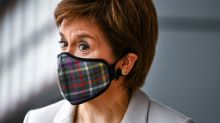 Scotland leader sees surge in support for virus response