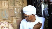 Sudan's Bashir charged with corruption, in 1st appearance since April