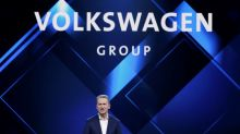 New CEO declares Volkswagen on right path despite profit hit