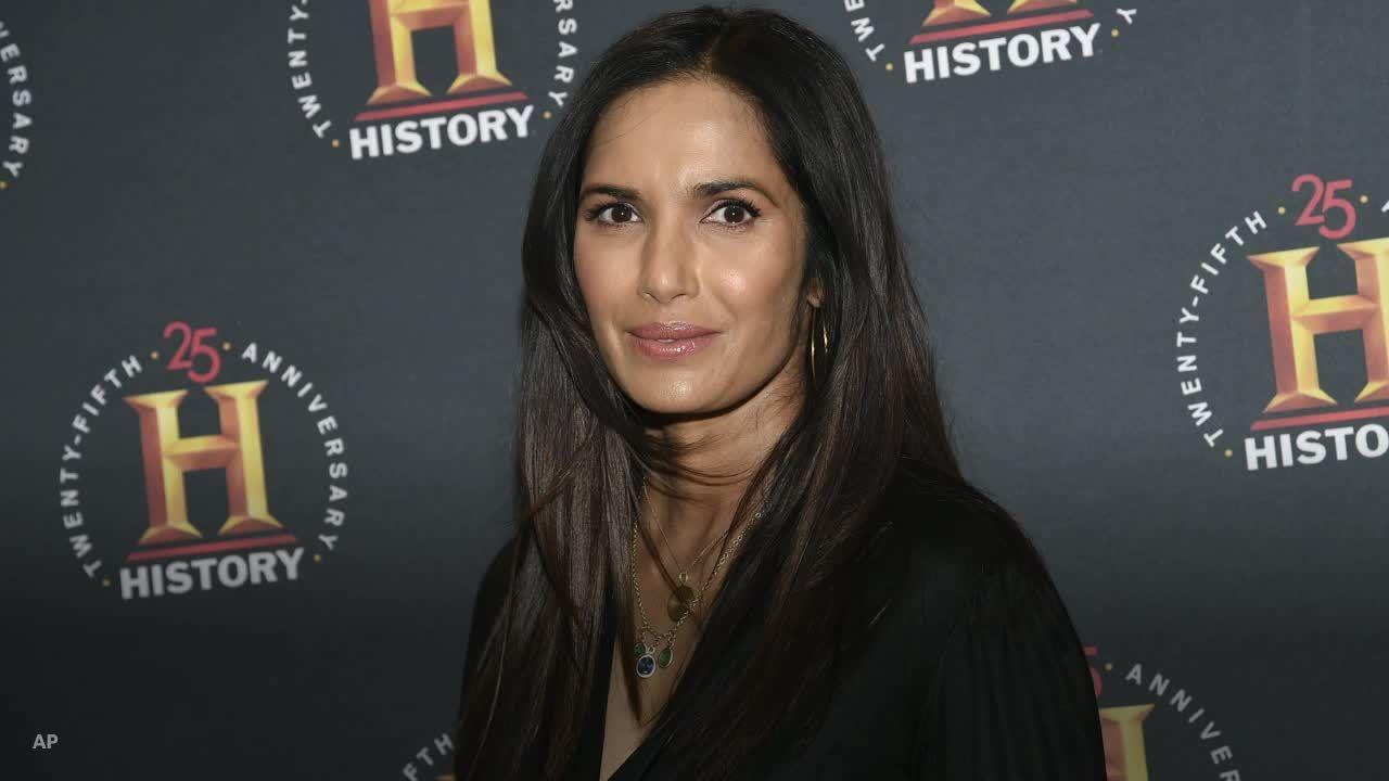 5f4ee0e03ab5f23539cd785e o U v2 Padma Lakshmi turns 50 in a bikini Thank you all so much for joining me on this trip 8211 Yahoo Entertainment
