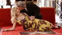 Goldie Hawn and Kurt Russell get side-by-side stars on the Hollywood Walk of Fame
