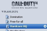 COD4 playlist changes in the pipeline