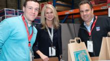 JLL, Feeding America® and ezCater reach milestone in fight against hunger