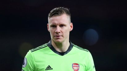 Bernd Leno happy at Arsenal but open to 'new adventure' in future with contract talks yet to start